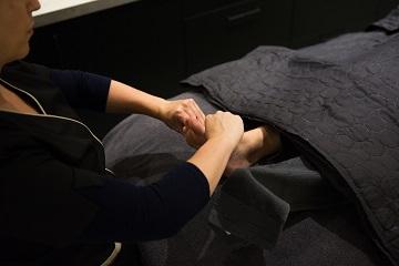 Schoonheidssalon Zensi Barneveld - voetreflexologie